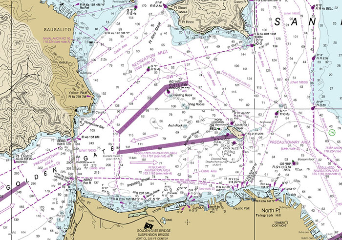 Learn about Nautical Cartography