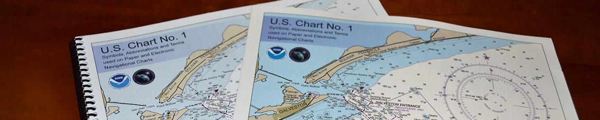 U S  Chart No  1 (Chart Symbols)